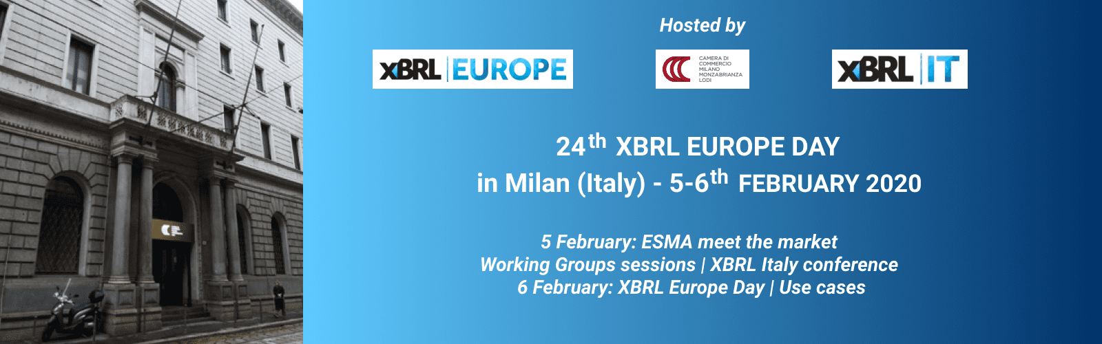 24th XBRL Europe Day